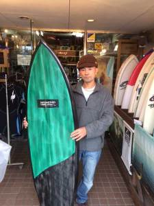 JUSTICE surfboard glide ALA