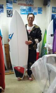 JUSTICE SURFBOARD DIVA EPS