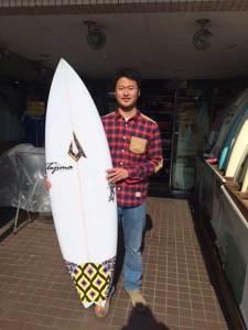JUSTICE surfboard DIVA