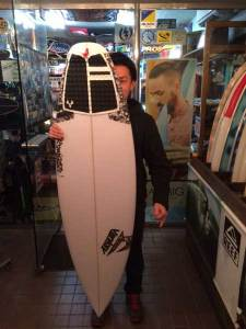 JUSTICE surfboard MODISH PRO