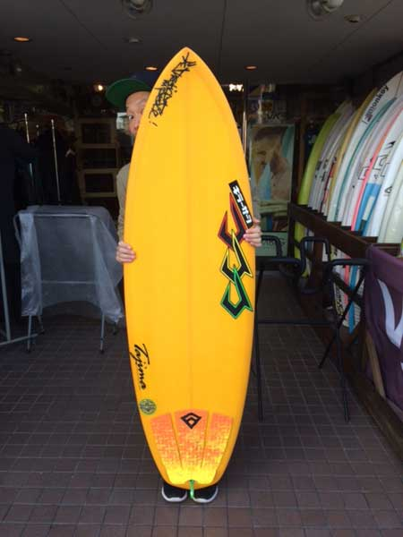 JUSTICE surf board MANATEE MINI