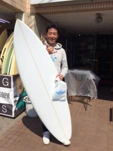 killer surf board