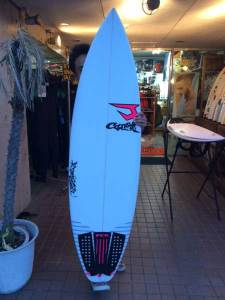 JUSTICE surfboard GEM model