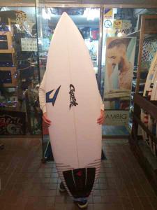 JUSTICE surfboard Mr.SPUD