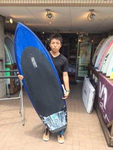 JUSTICE surfboard FLEX FLY FLAVER neo 5'8
