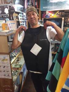SAVER CROSS Hi Summer Vest