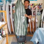 PEARTH SURFBOARD