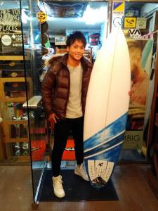 killer surfboard