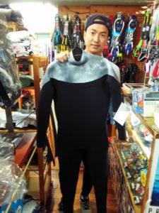ウェットスーツ セイバークロス キラー限定 シェル フルスーツ