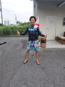 ウェットスーツ リミテッドハイサマー ロングジャケット セイバークロス