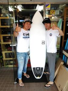 サーフボード クロスギア2 初心者用ボード