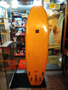 サーフボード ピース ミッドレンジ スプーン