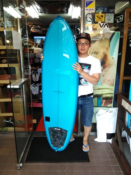 サーフボード PEARTH SURFBOARD DRIVEモデル