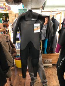 ウェットスーツ BEWET ACOUSTIC セミドライ キラー限定