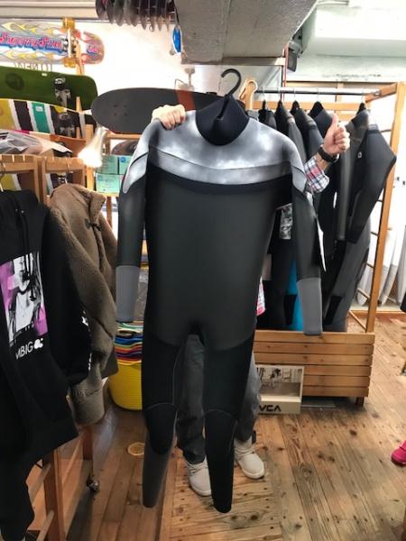 ウェットスーツ セヴン シェル ギガヒートプラス