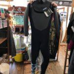 ウェットスーツ セイバークロス キラー限定 ジップレス