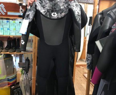 ウェットスーツ BEWET インフィニティ キラー限定