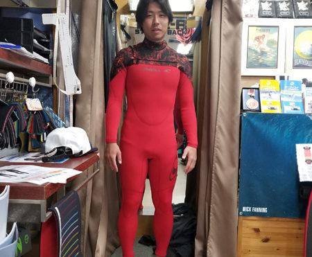 ウェットスーツ オニール サイコフューズトゥー