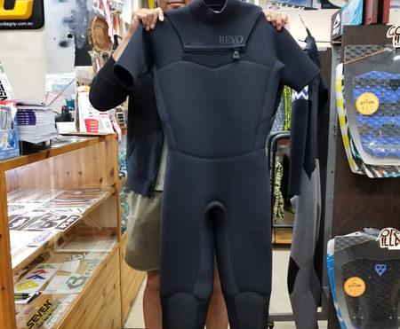 ウェットスーツ シーガル レボ キラー限定
