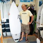 サーフボード ジャスティス クランク