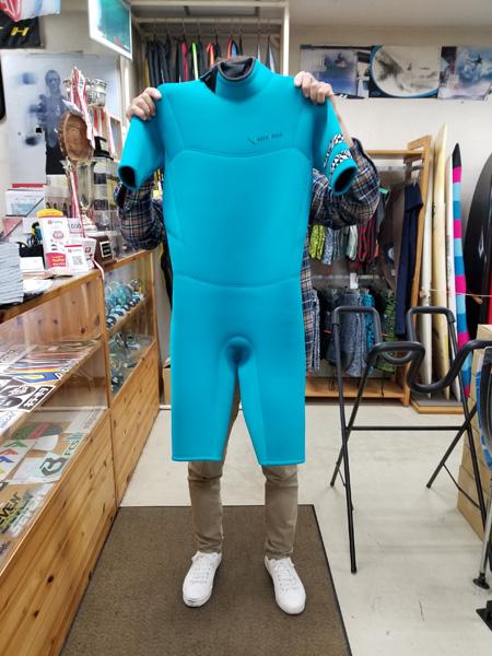 ウェットスーツ セイバークロス キラー限定 スプリング
