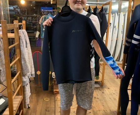 ウェットスーツ セイバークロス ハイサマー ロングタッパー バックジップ