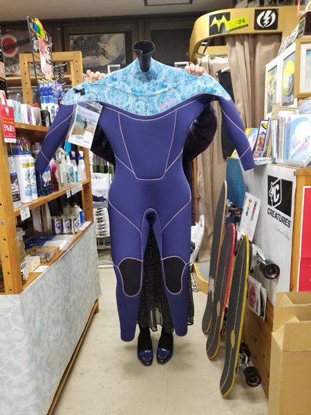 ウェットスーツ ジャーフル ビーウェット キラー限定
