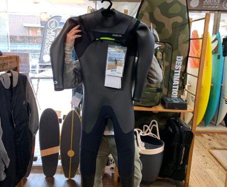 ウェットスーツ BEWET パッション セミドライ