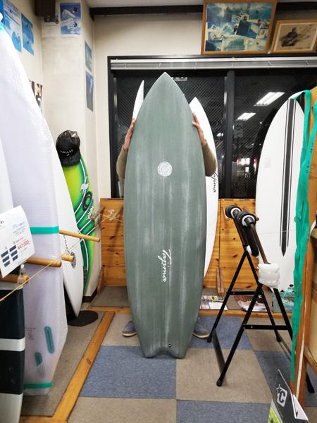 サーフボード ジャスティス ラプター2