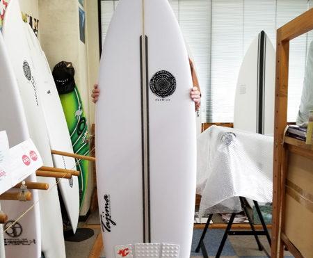 サーフボード ジャスティス ラプターⅡ