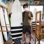 サーフボード クロスギア 初心者ボード