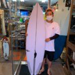 サーフボード チリ A2