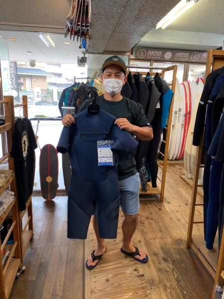 ウェエットスーツ BEWET キラー限定 スプリング