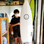 サーフボード MOKAU 初心者ボード