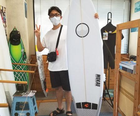 サーフボード 初心者ボード MOKAU