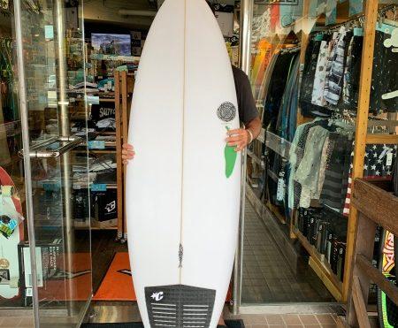 サーフボード ジャスティス チリシェイプ サンマ