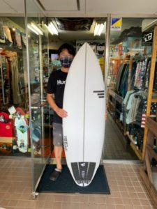 サーフボード ピースサーフボード ヒラヤマシェイプ グラント